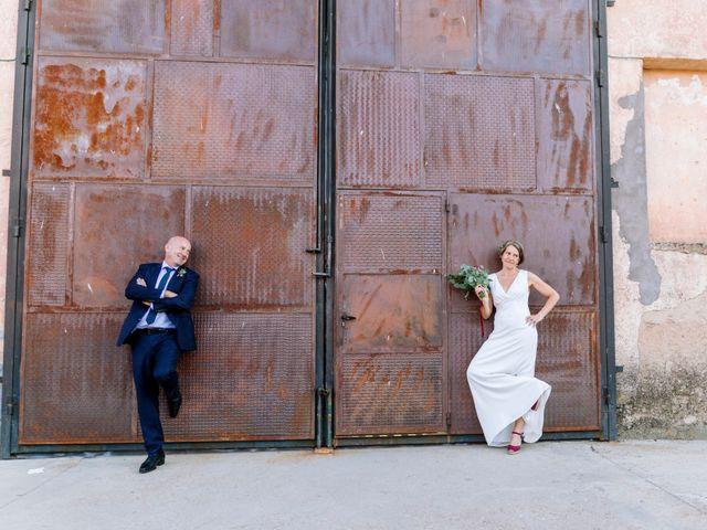 La boda de Héctor y Clara en Otero De Herreros, Segovia 31