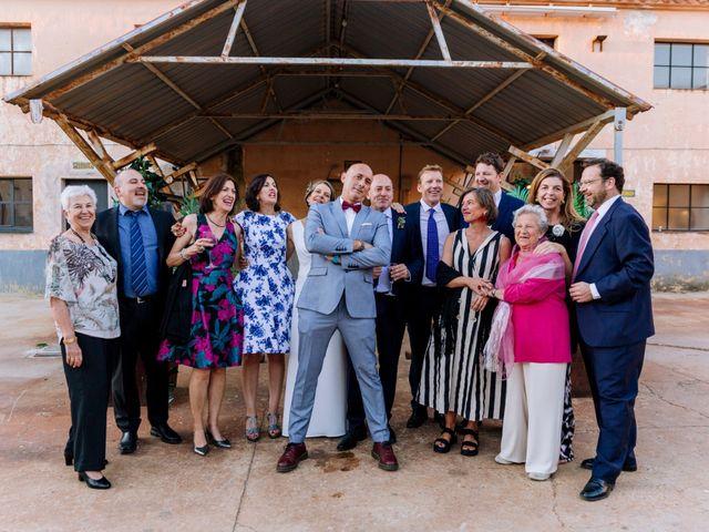 La boda de Héctor y Clara en Otero De Herreros, Segovia 32