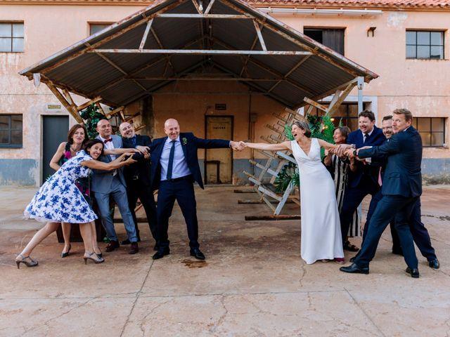La boda de Héctor y Clara en Otero De Herreros, Segovia 33
