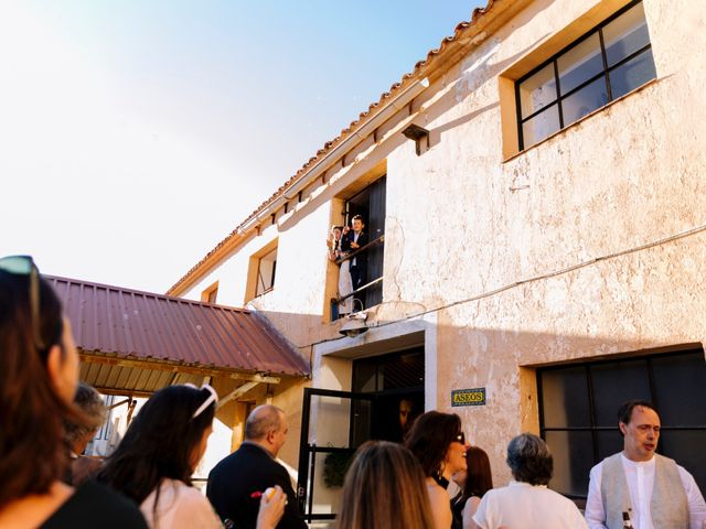La boda de Héctor y Clara en Otero De Herreros, Segovia 34