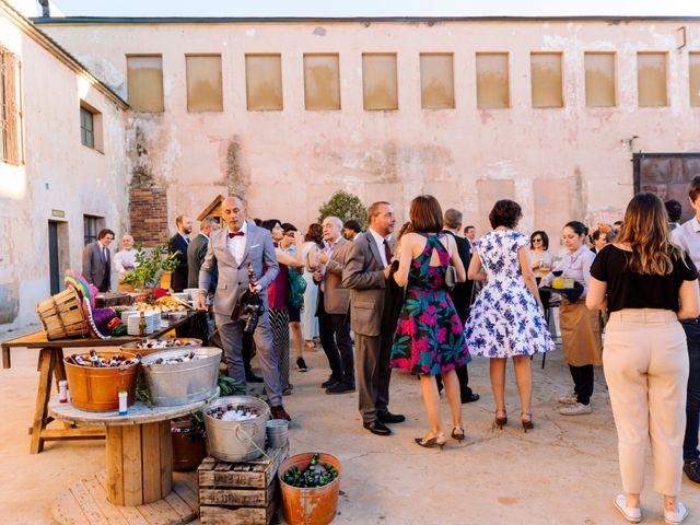 La boda de Héctor y Clara en Otero De Herreros, Segovia 36