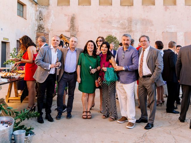 La boda de Héctor y Clara en Otero De Herreros, Segovia 39