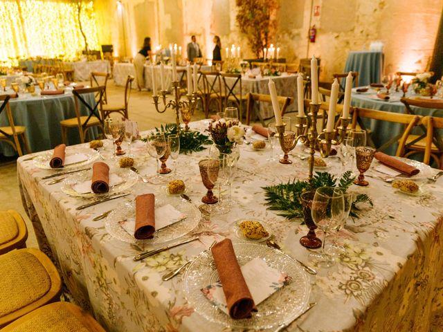 La boda de Héctor y Clara en Otero De Herreros, Segovia 42