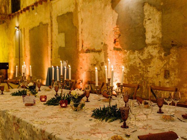 La boda de Héctor y Clara en Otero De Herreros, Segovia 46