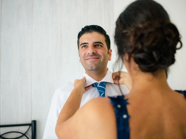 La boda de Josue y Nayra en San Cristóbal de La Laguna, Santa Cruz de Tenerife 4