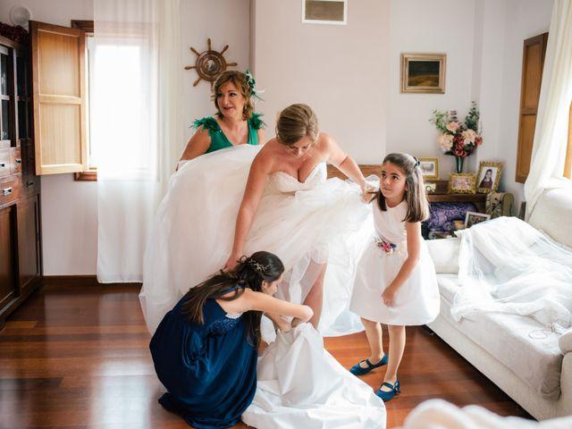 La boda de Josue y Nayra en San Cristóbal de La Laguna, Santa Cruz de Tenerife 12