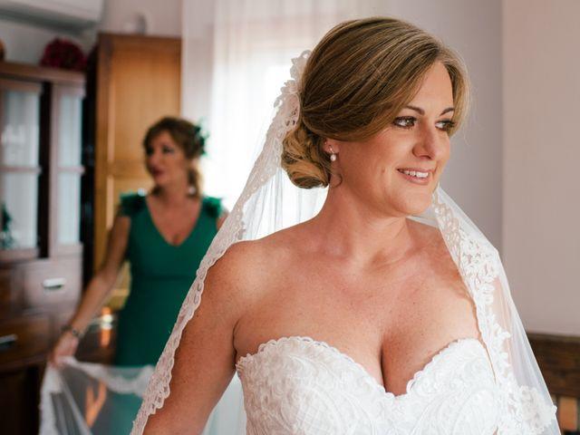 La boda de Josue y Nayra en San Cristóbal de La Laguna, Santa Cruz de Tenerife 15