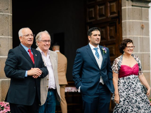 La boda de Josue y Nayra en San Cristóbal de La Laguna, Santa Cruz de Tenerife 26