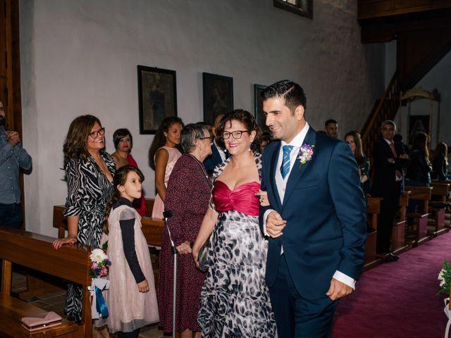 La boda de Josue y Nayra en San Cristóbal de La Laguna, Santa Cruz de Tenerife 30