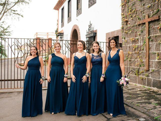 La boda de Josue y Nayra en San Cristóbal de La Laguna, Santa Cruz de Tenerife 31