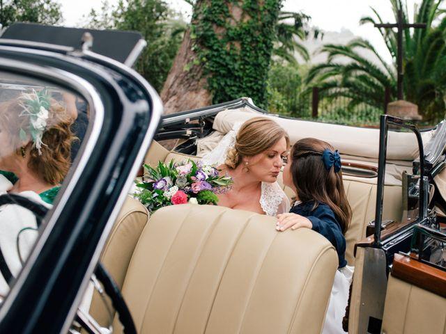 La boda de Josue y Nayra en San Cristóbal de La Laguna, Santa Cruz de Tenerife 34