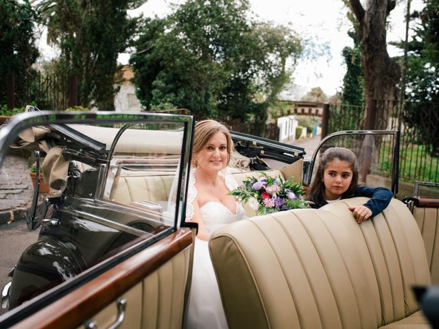 La boda de Josue y Nayra en San Cristóbal de La Laguna, Santa Cruz de Tenerife 35