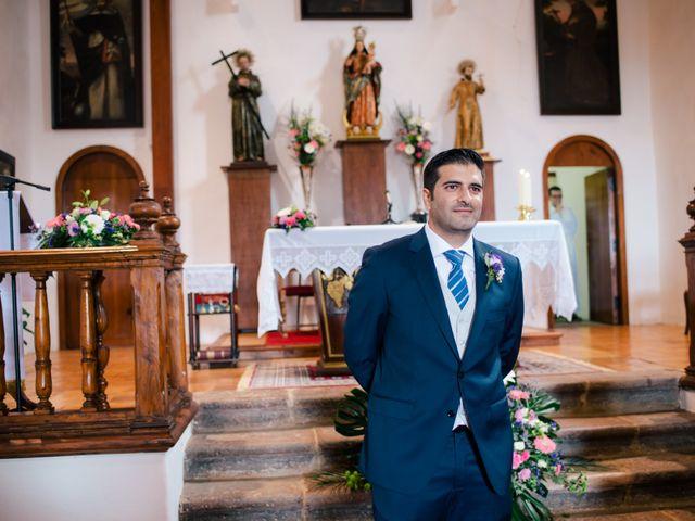 La boda de Josue y Nayra en San Cristóbal de La Laguna, Santa Cruz de Tenerife 36