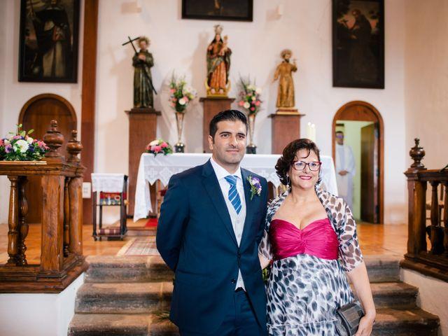 La boda de Josue y Nayra en San Cristóbal de La Laguna, Santa Cruz de Tenerife 38