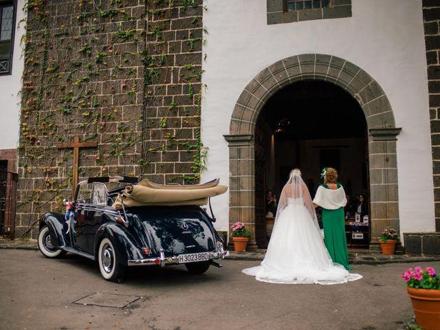 La boda de Josue y Nayra en San Cristóbal de La Laguna, Santa Cruz de Tenerife 39