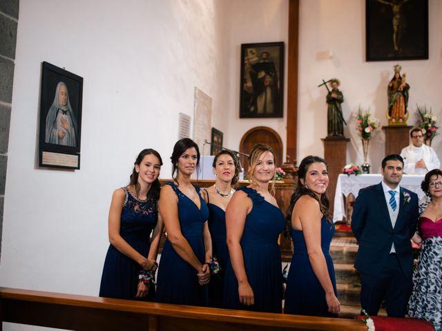 La boda de Josue y Nayra en San Cristóbal de La Laguna, Santa Cruz de Tenerife 40
