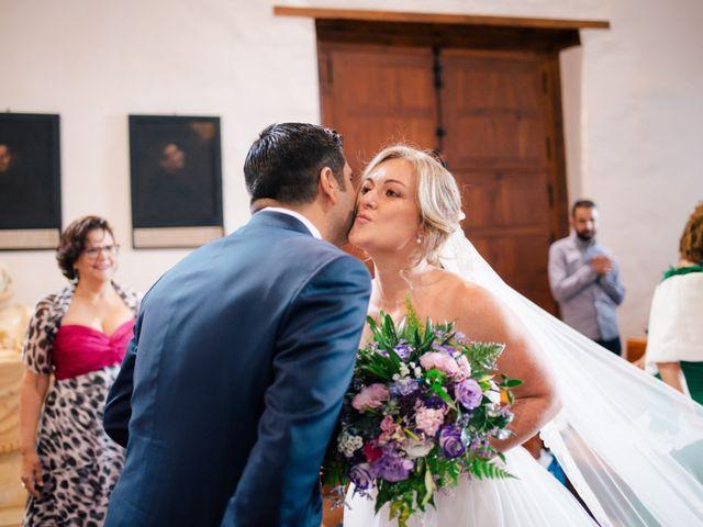 La boda de Josue y Nayra en San Cristóbal de La Laguna, Santa Cruz de Tenerife 44
