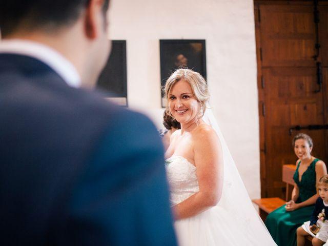 La boda de Josue y Nayra en San Cristóbal de La Laguna, Santa Cruz de Tenerife 45