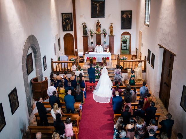 La boda de Josue y Nayra en San Cristóbal de La Laguna, Santa Cruz de Tenerife 46