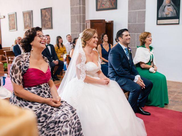 La boda de Josue y Nayra en San Cristóbal de La Laguna, Santa Cruz de Tenerife 49