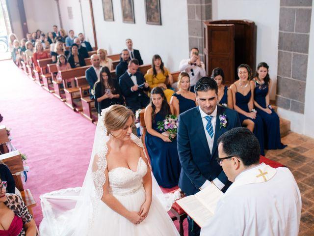 La boda de Josue y Nayra en San Cristóbal de La Laguna, Santa Cruz de Tenerife 50