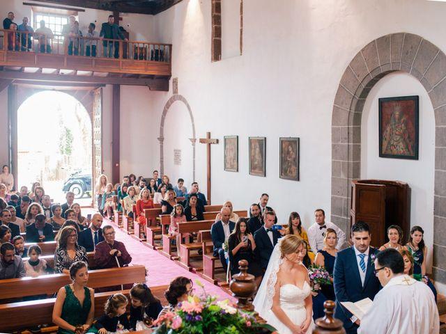 La boda de Josue y Nayra en San Cristóbal de La Laguna, Santa Cruz de Tenerife 51