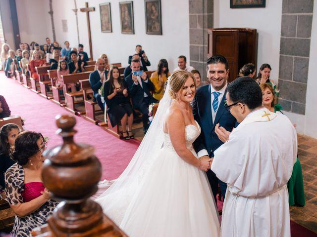 La boda de Josue y Nayra en San Cristóbal de La Laguna, Santa Cruz de Tenerife 53