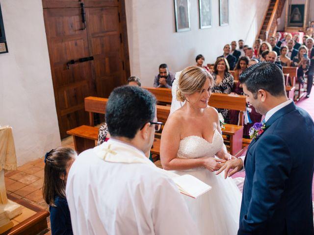 La boda de Josue y Nayra en San Cristóbal de La Laguna, Santa Cruz de Tenerife 54