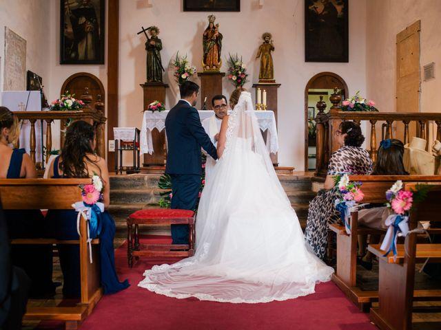 La boda de Josue y Nayra en San Cristóbal de La Laguna, Santa Cruz de Tenerife 55
