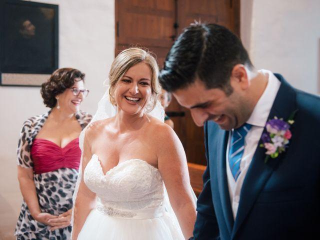 La boda de Josue y Nayra en San Cristóbal de La Laguna, Santa Cruz de Tenerife 57