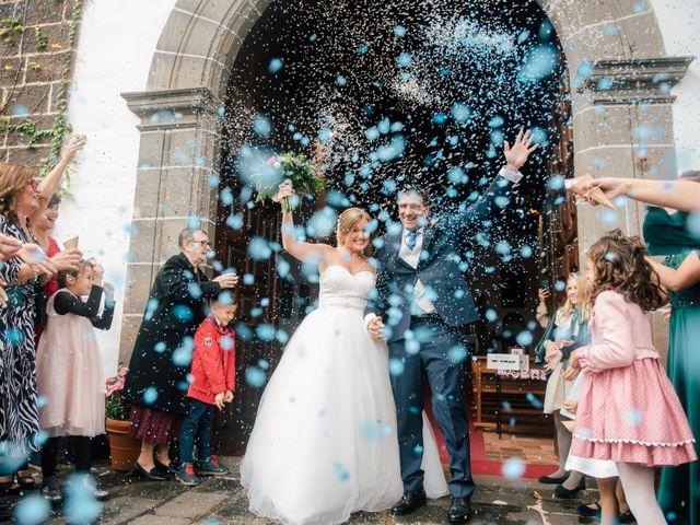 La boda de Josue y Nayra en San Cristóbal de La Laguna, Santa Cruz de Tenerife 61