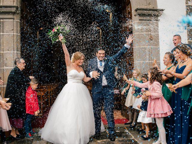 La boda de Josue y Nayra en San Cristóbal de La Laguna, Santa Cruz de Tenerife 62