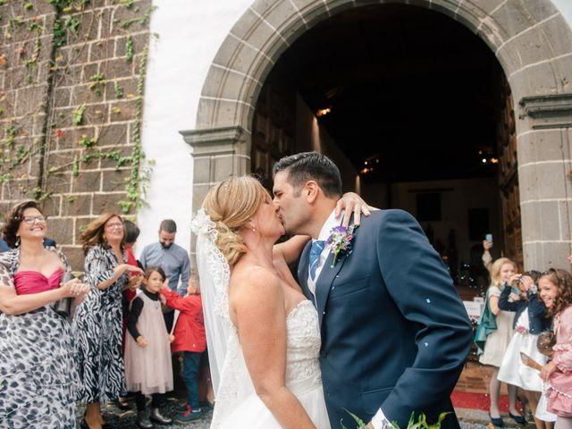 La boda de Josue y Nayra en San Cristóbal de La Laguna, Santa Cruz de Tenerife 63