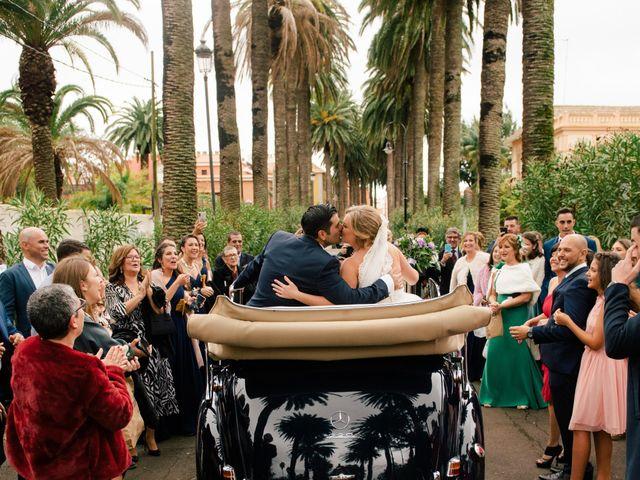 La boda de Josue y Nayra en San Cristóbal de La Laguna, Santa Cruz de Tenerife 71