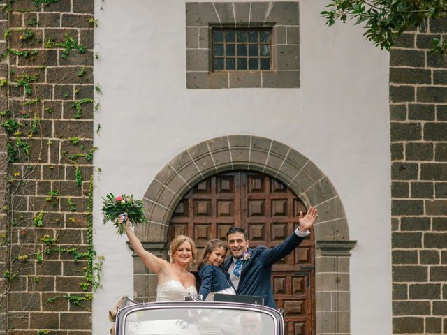 La boda de Josue y Nayra en San Cristóbal de La Laguna, Santa Cruz de Tenerife 75