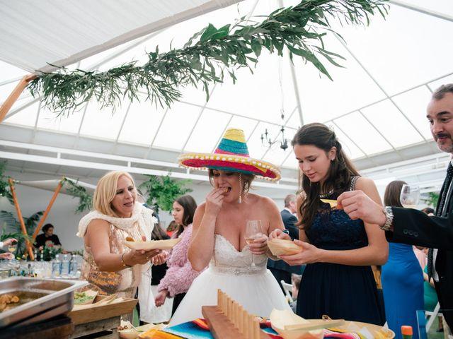 La boda de Josue y Nayra en San Cristóbal de La Laguna, Santa Cruz de Tenerife 76