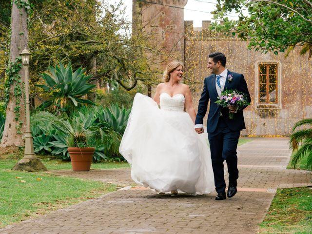 La boda de Josue y Nayra en San Cristóbal de La Laguna, Santa Cruz de Tenerife 79