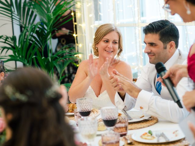 La boda de Josue y Nayra en San Cristóbal de La Laguna, Santa Cruz de Tenerife 88
