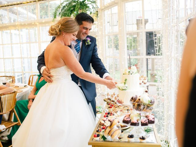 La boda de Josue y Nayra en San Cristóbal de La Laguna, Santa Cruz de Tenerife 91