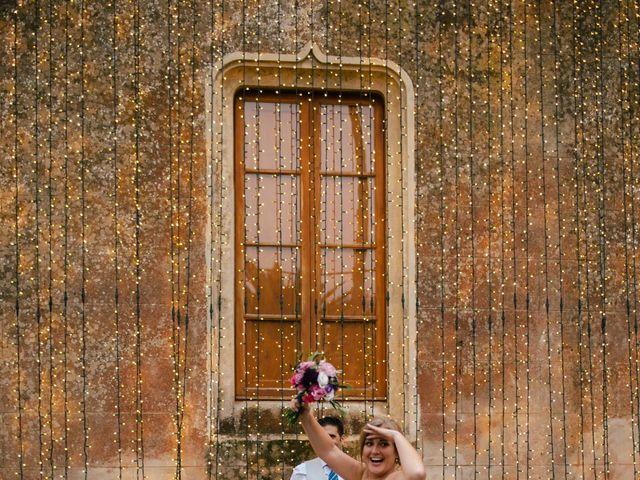 La boda de Josue y Nayra en San Cristóbal de La Laguna, Santa Cruz de Tenerife 102