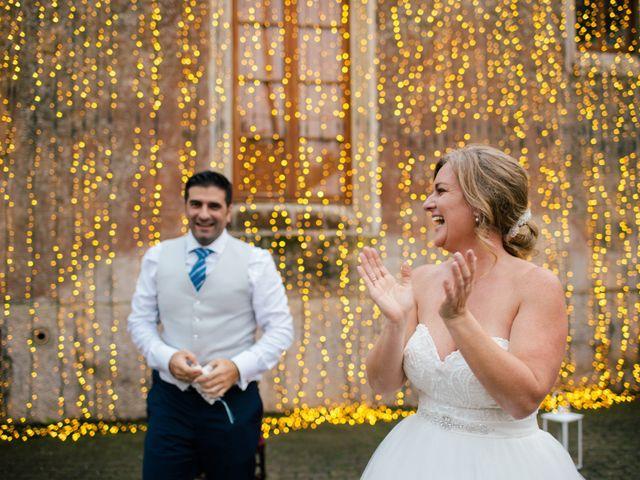 La boda de Josue y Nayra en San Cristóbal de La Laguna, Santa Cruz de Tenerife 104
