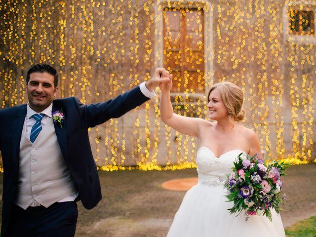 La boda de Josue y Nayra en San Cristóbal de La Laguna, Santa Cruz de Tenerife 117