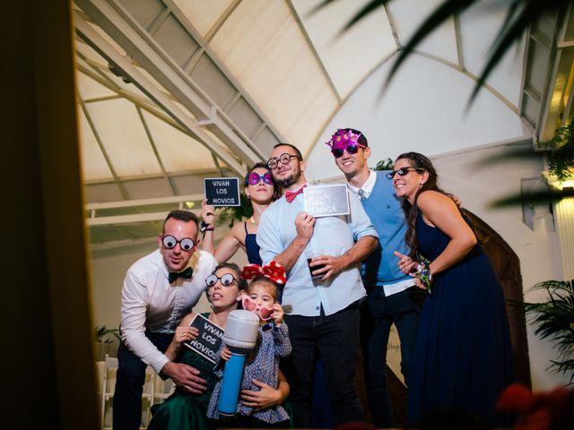 La boda de Josue y Nayra en San Cristóbal de La Laguna, Santa Cruz de Tenerife 120