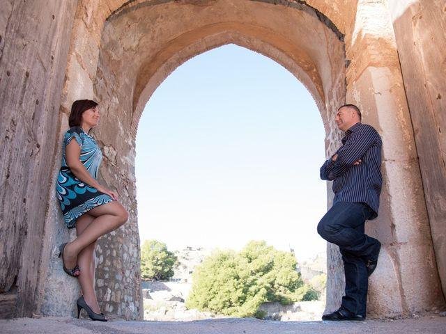 La boda de Iñaki y Vicky en Algar De Palancia, Valencia 1