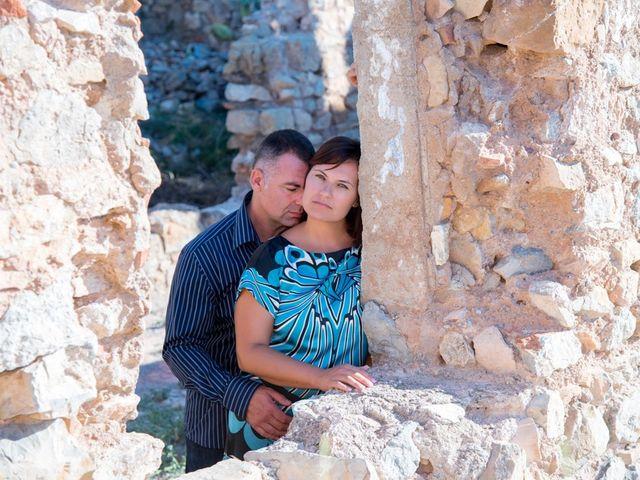 La boda de Iñaki y Vicky en Algar De Palancia, Valencia 4