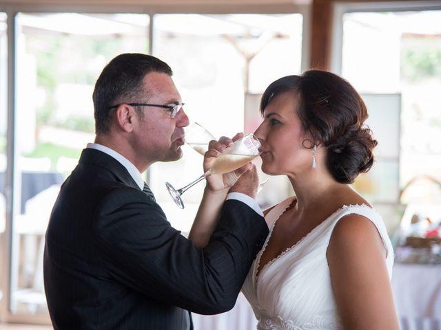 La boda de Iñaki y Vicky en Algar De Palancia, Valencia 27