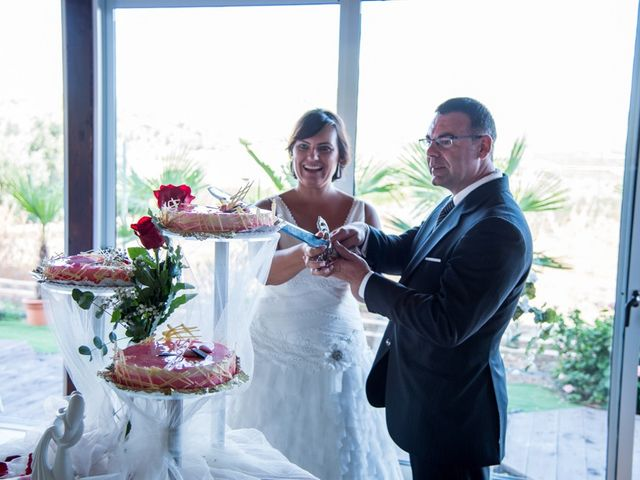 La boda de Iñaki y Vicky en Algar De Palancia, Valencia 28