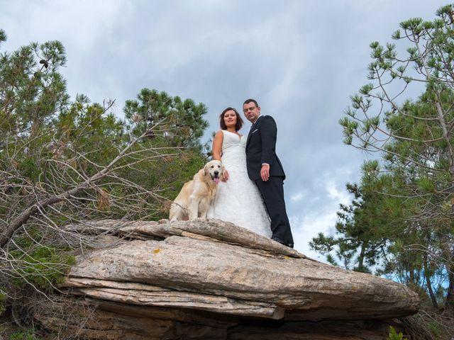 La boda de Iñaki y Vicky en Algar De Palancia, Valencia 33