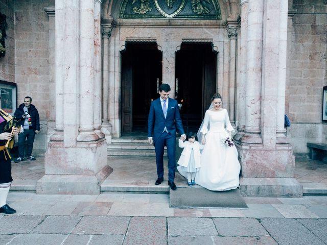 La boda de Yago y Teresa en Covadonga (Cangas De Onis), Asturias 11