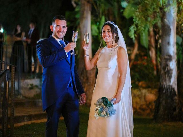 La boda de Juan Ramón y Maria en Sevilla, Sevilla 1